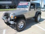 2006 Light Khaki Metallic Jeep Wrangler Rubicon 4x4 #28659596