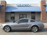 2006 Tungsten Grey Metallic Ford Mustang GT Premium Coupe #28659421