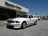 2007 Performance White Ford Mustang Shelby GT Coupe #28659276