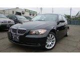 2006 Jet Black BMW 3 Series 330xi Sedan #28659435