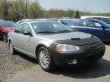 2003 Bright Silver Metallic Chrysler Sebring LX Sedan #28659648