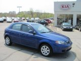 2005 Suzuki Reno Cobalt Blue Metallic
