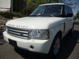 2007 Chawton White Land Rover Range Rover HSE #28659764