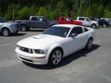 2007 Performance White Ford Mustang GT Premium Coupe #28659768