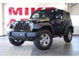 2010 Black Jeep Wrangler Sport Islander Edition 4x4 #28659445
