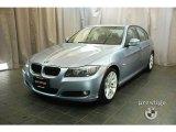 2009 Blue Water Metallic BMW 3 Series 328i Sedan #28659142