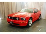 2005 Torch Red Ford Mustang GT Premium Coupe #28659145