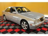 2002 Mercedes-Benz E 430 4Matic Sedan