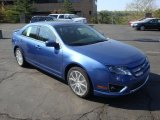 2010 Sport Blue Metallic Ford Fusion SE #28659317