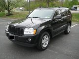 2006 Black Jeep Grand Cherokee Laredo 4x4 #28659702