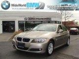 2009 Platinum Bronze Metallic BMW 3 Series 328xi Sedan #28659197
