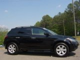 2006 Super Black Nissan Murano S AWD #28659210