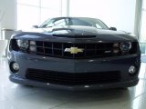 2010 Cyber Gray Metallic Chevrolet Camaro SS Coupe #28659337