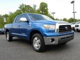 2007 Blue Streak Metallic Toyota Tundra SR5 TRD Double Cab #28659344