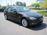 2010 Black Sapphire Metallic BMW 3 Series 335d Sedan #28659862