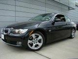 2008 Black Sapphire Metallic BMW 3 Series 328i Convertible #28723468