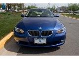 2007 Montego Blue Metallic BMW 3 Series 328i Coupe #28723332