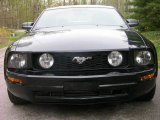 2006 Black Ford Mustang V6 Deluxe Coupe #28723703
