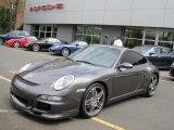 2007 Slate Grey Metallic Porsche 911 Carrera 4S Coupe #28723760