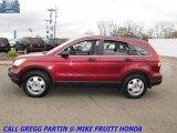 2008 Tango Red Pearl Honda CR-V LX #28723377