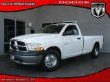 2009 Stone White Dodge Ram 1500 ST Regular Cab #28723392