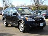 2008 Nighthawk Black Pearl Honda CR-V LX 4WD #28723430