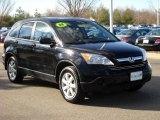 2008 Nighthawk Black Pearl Honda CR-V EX #28723431