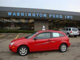 2005 Infra-Red Ford Focus ZX3 SES Coupe #28723663