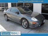 2003 Titanium Pearl Mitsubishi Eclipse GTS Coupe #28753234