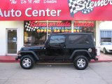 2006 Black Jeep Wrangler Unlimited 4x4 #28753314