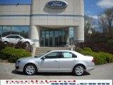 2010 Brilliant Silver Metallic Ford Fusion SE #28759030