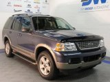 2003 Medium Wedgewood Blue Metallic Ford Explorer Eddie Bauer 4x4 #28759446