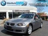 2009 Space Grey Metallic BMW 3 Series 328xi Coupe #28759039