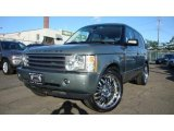 2004 Giverny Green Metallic Land Rover Range Rover HSE #28759244