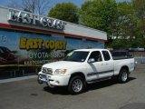 2005 Natural White Toyota Tundra SR5 TRD Access Cab 4x4 #28802062