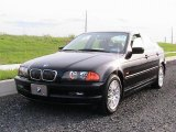 2000 Jet Black BMW 3 Series 328i Sedan #28801796