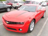 2010 Victory Red Chevrolet Camaro LT Coupe 600 Limited Edition #28802627