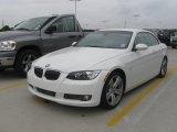 2008 Alpine White BMW 3 Series 335i Convertible #28802416
