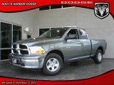 2010 Mineral Gray Metallic Dodge Ram 1500 SLT Quad Cab #28801932