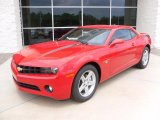 2010 Victory Red Chevrolet Camaro LT Coupe 600 Limited Edition #28802628