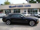 2006 Black Ford Mustang GT Premium Convertible #28802273