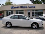 2008 White Suede Ford Fusion SE V6 #28802278