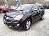 2010 Black Chevrolet Equinox LTZ #28801821
