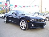2010 Black Chevrolet Camaro SS Coupe #28801949