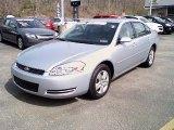 2006 Glacier Blue Metallic Chevrolet Impala LS #28801824