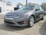 2010 Sterling Grey Metallic Ford Fusion SE #28802652