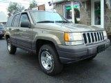 1998 Char Gold Satin Glow Jeep Grand Cherokee Laredo 4x4 #28802115