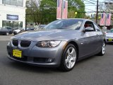 2007 Space Gray Metallic BMW 3 Series 328xi Coupe #28802661