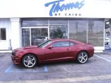 2010 Red Jewel Tintcoat Chevrolet Camaro SS/RS Coupe #28802467