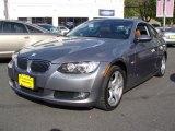 2007 Space Gray Metallic BMW 3 Series 328xi Coupe #28802666